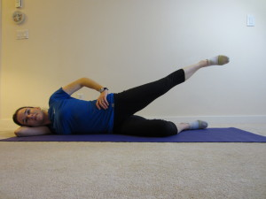 Hip Arthritis Exercise for Gluteus Medius Strength