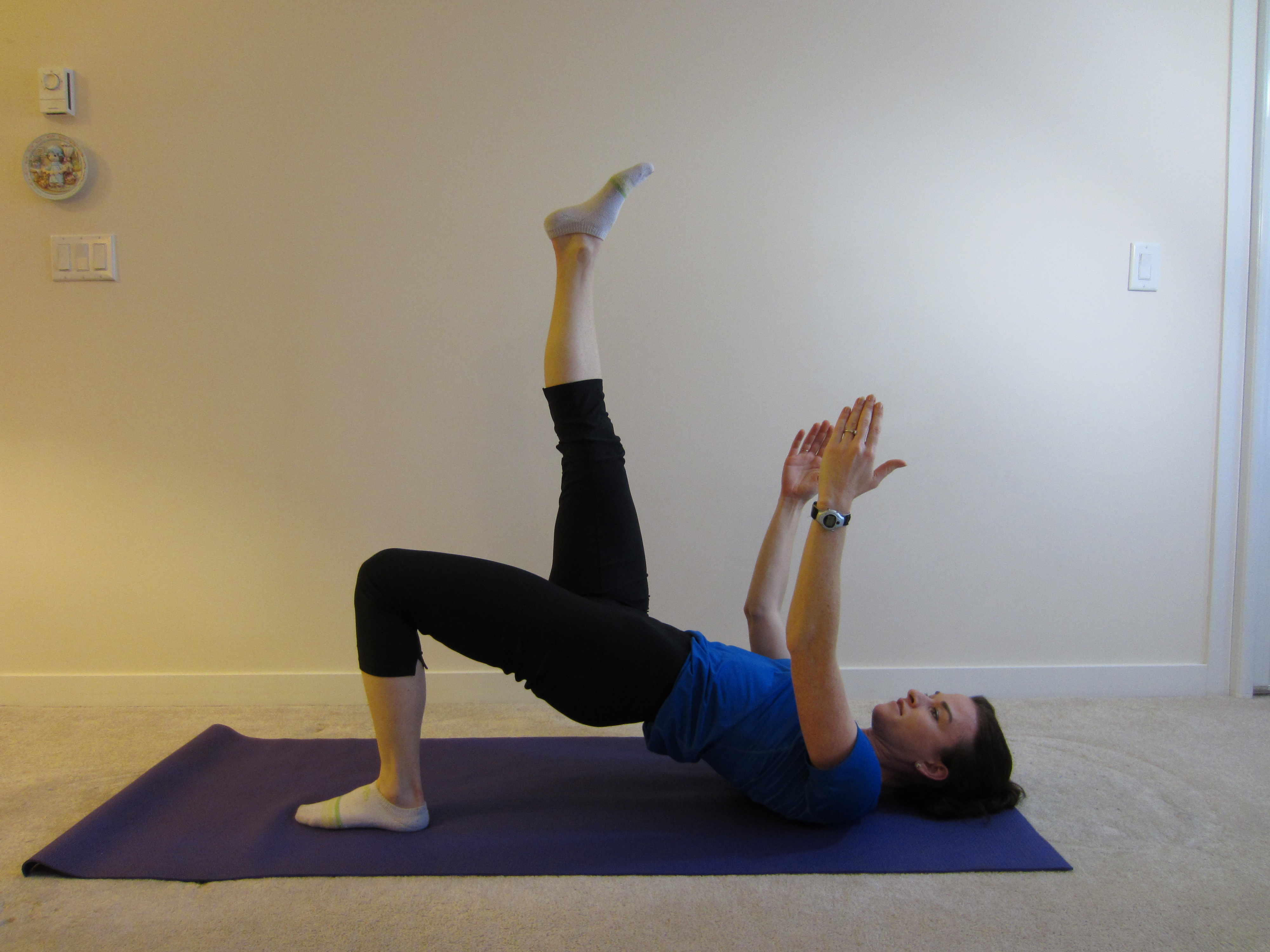 Hip Replacement Strength Exercises