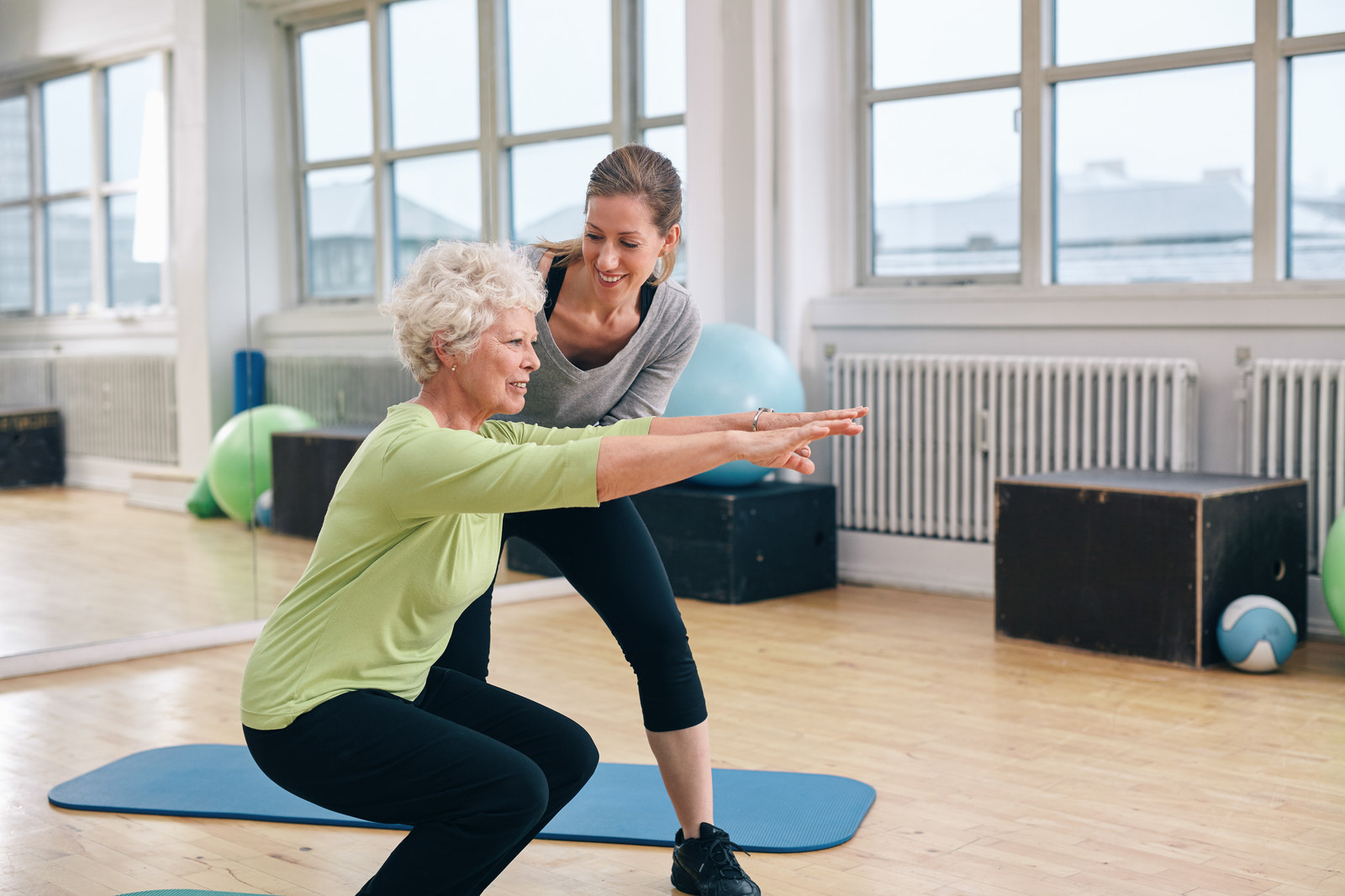 Hip Replacement Exercises and Knee Replacement Exercises Program