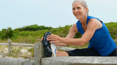 Top 10 exercise tips for knee and hip replacement
